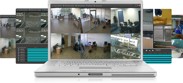 Программа Просмотра Видео С Камер Видеонаблюдения - фото 6